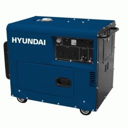 Generador Diesel Insonorizado Monofásico 8KVA  071G