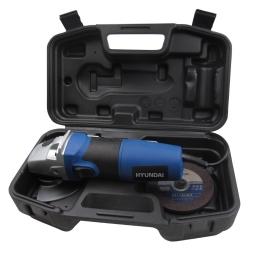 Amoladora Angular 800w 115mm + 10 dIscos HYAG317