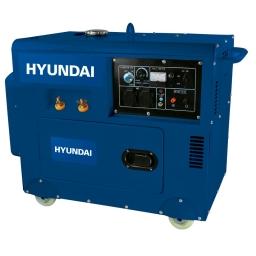 Motosoldadora Diesel 5500w 26V HYW150