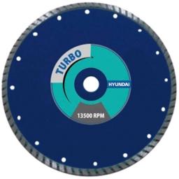 Disco Diamantado 230 X 22.2 Turbo