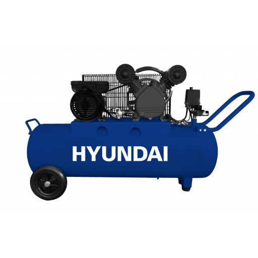 Compresor 300 lts Monofásico HYAC300